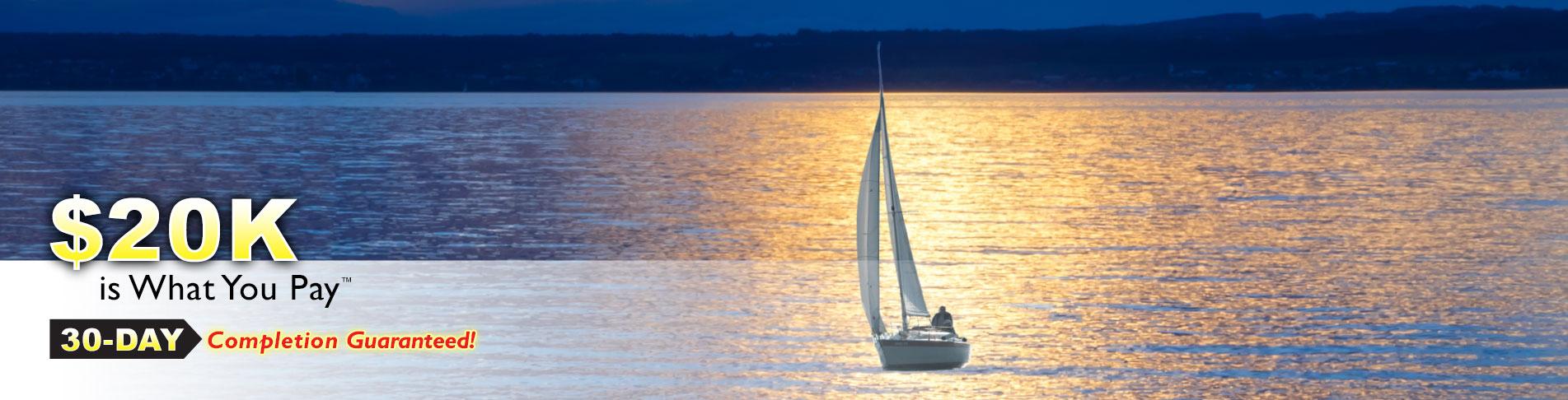 """$20K Nautical """"FREMONT"""""""