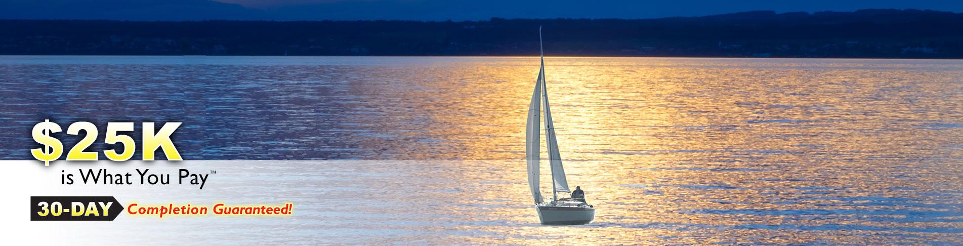 """$25K Nautical """"FREMONT"""""""