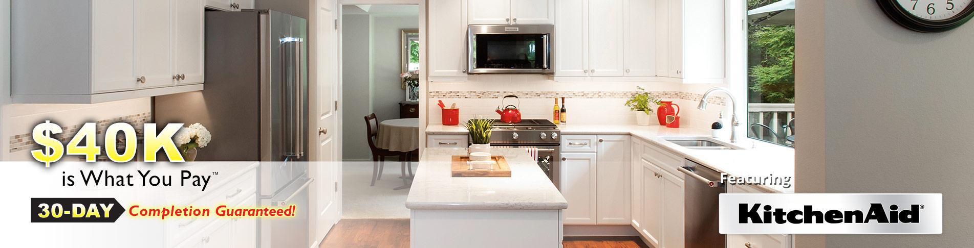 $40k Kitchens
